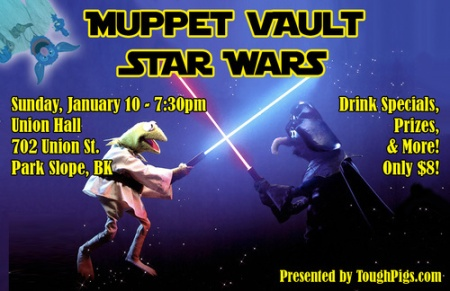 The Muppet Vault - Star Wars