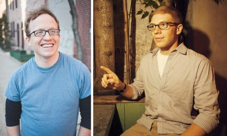 Chris Gethard and Joe Pera