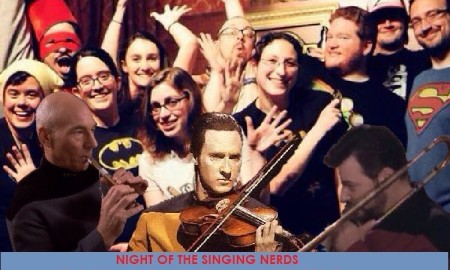 Night of the Singing Nerds