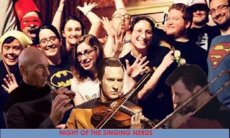 Night of the Singing Nerds