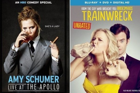 """Amy Schumer: Live at the Apollo"" and ""Trainwreck"""