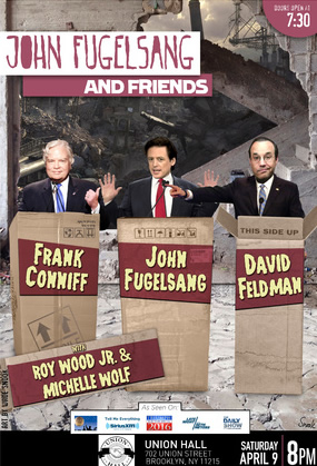 John Fugelsang and Friends