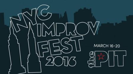 NYC Improv Festival 2016