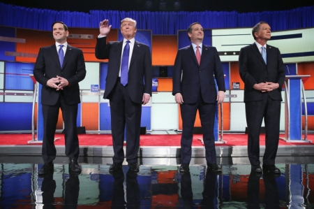March 2016 Republican Debate