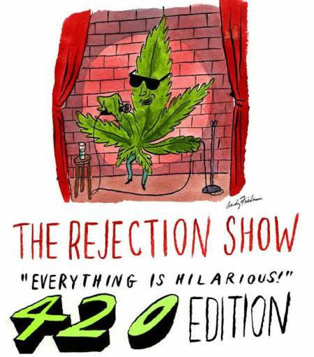 The Rejection Show 420 Edition 2016