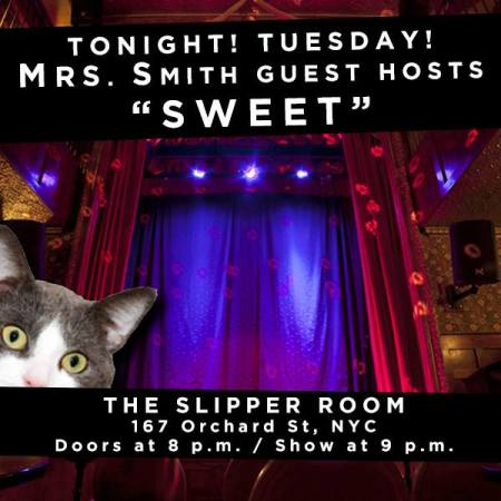 Mrs Smith Hosts Sweet