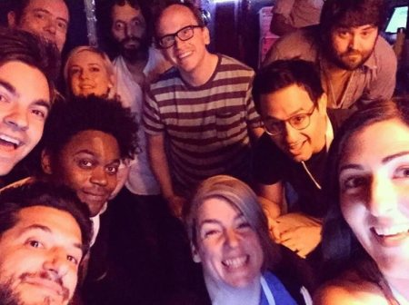 Del Close Improv Marathon 2016