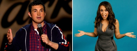 Mark Normand and Rachel Feinstein