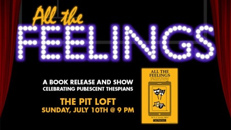 All The Feelings Book Release Show