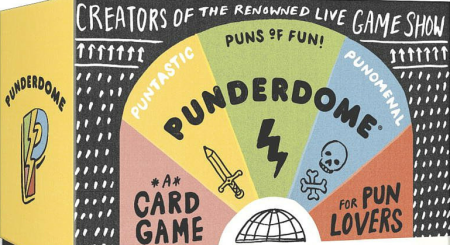 Punderdome the Game