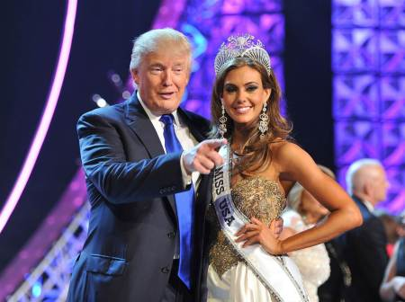 The Miss Trump 2016 Pageant