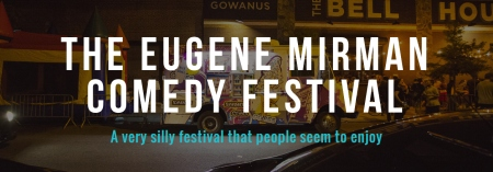 Eugene Mirman Comedy Festival 2016
