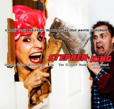 Hotsy Totsy Tribute to Stephen King