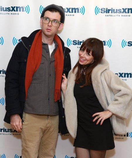 Natasha Leggero and Moshe Kasher