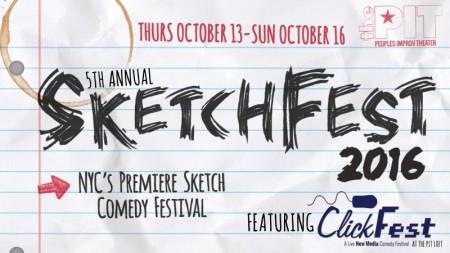 SketchFest 2016
