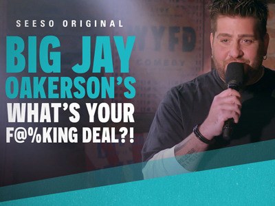 "Big Jay Oakerson's ""What's Your F@%king Deal?!"""