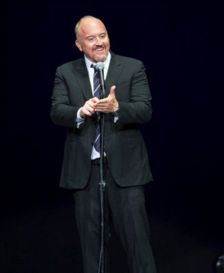 Louis C.K. at Madison Square Garden