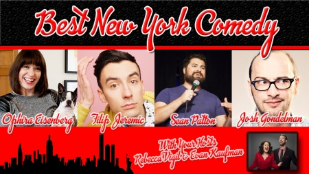 Best New York Comedy: The Show