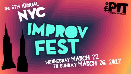The Sixth Annual NYC Improv Festival