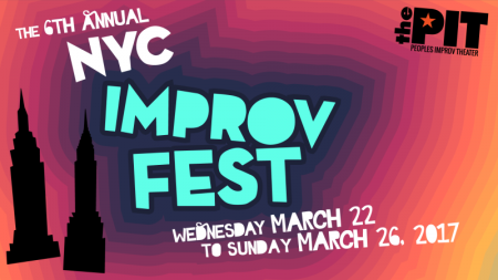The Sixth Annual NYC Improv Festival