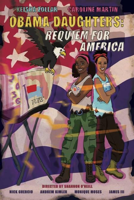 Obama Daughters: Requiem For America