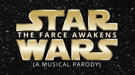 Star Wars: The Farce Awakens