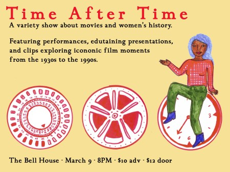 Time After Time: A Variety Show About Movies and Women's History