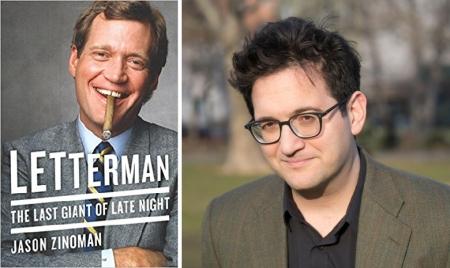 """David Letterman: The Last Giant of Late Night"" by Jason Zinoman"