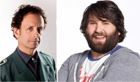 Kevin McDonald and John Gemberling