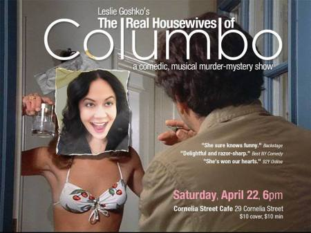 "Leslie Goshko's ""The Real Housewives of Columbo"""
