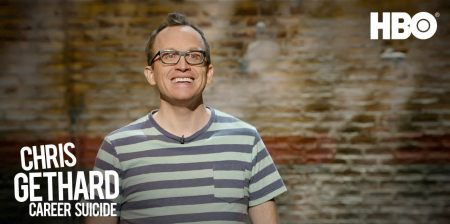 "Chris Gethard: ""Career Suicide"""