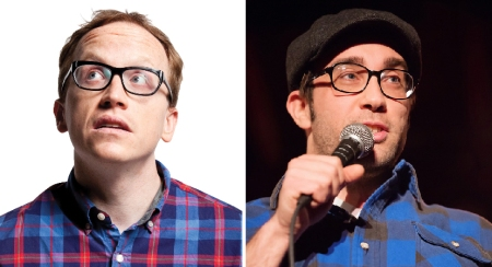 Chris Gethard and Jim Tews