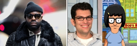 Tariq Trotter / Black Thought and Dan Mintz