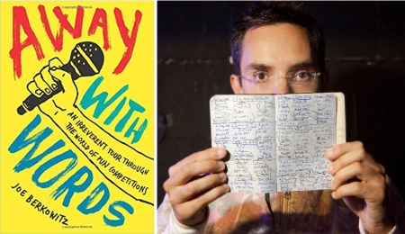 "Joe Berkowitz: ""Away With Words"" with guest Myq Kaplan"