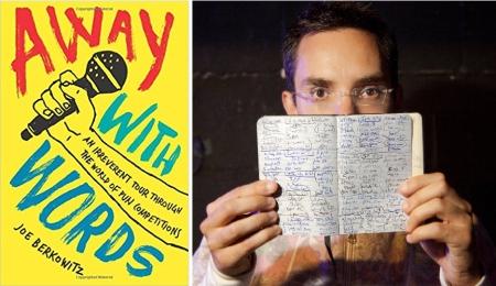 """Joe Berkowitz: """"Away With Words"""" with guest Myq Kaplan"""