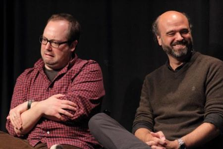 John Lutz and Scott Adsit: