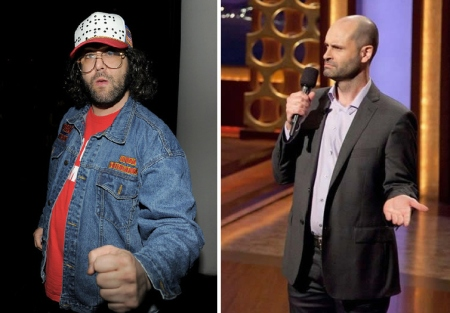 Judah Friedlander and Ted Alexandro