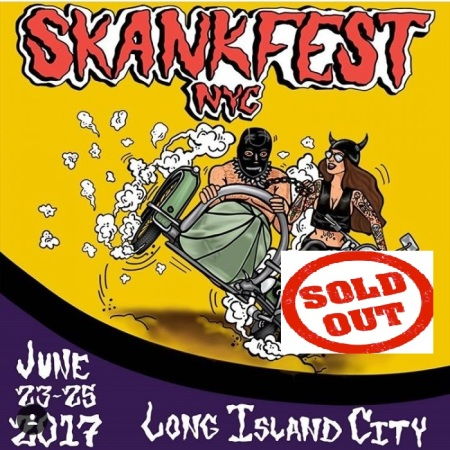 Skankfest NYC 2017