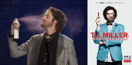 "T.J. Miller: HBO's ""Meticulously Ridiculous"""