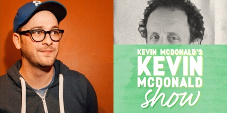 Josh Gondelman and Kevin McDonald