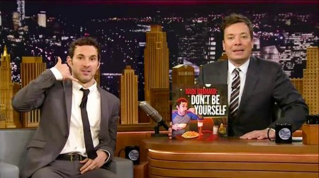 Mark Normand and Jimmy Fallon