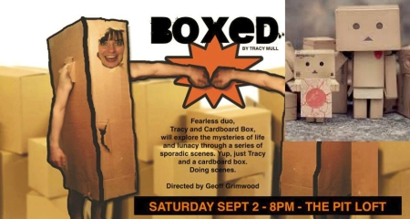 "Tracy Mull: ""Boxed"""