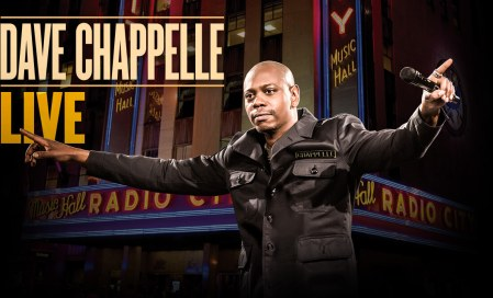 Dave Chappelle Live at RCMH