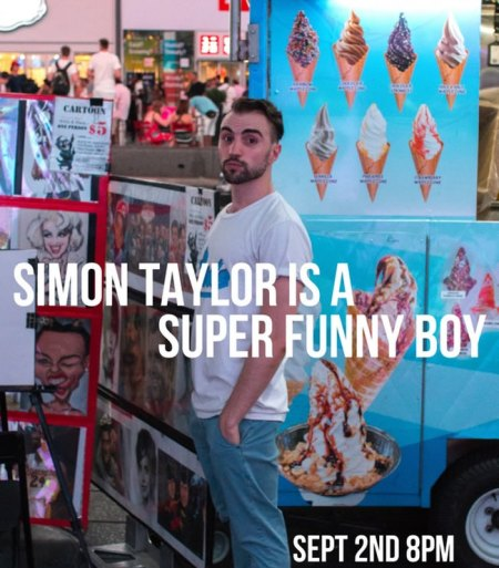 Simon Taylor.