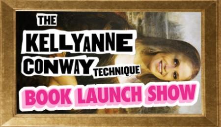 The Kellyanne Conway Technique: Book Launch Show