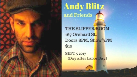 Andy Blitz