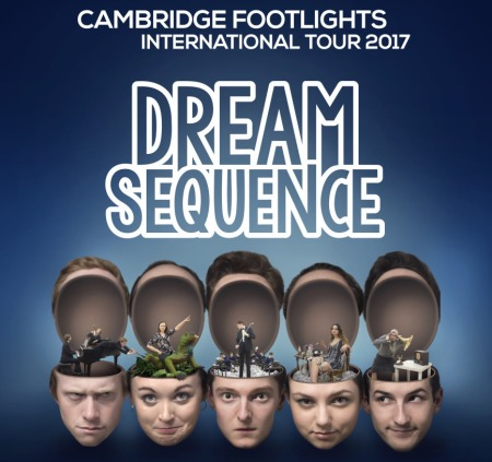 "The Cambridge Footlights: ""Dream Sequence"""