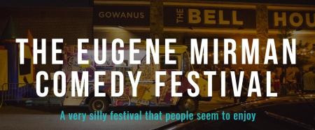 Eugene Mirman Comedy Festival 2017