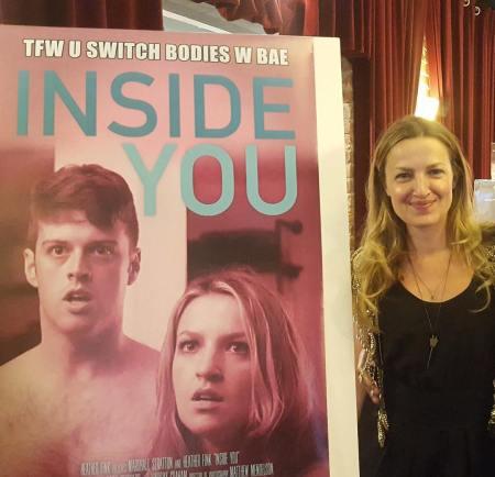 "Heather FInk: ""Inside You"""