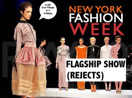 New York Fashion Week Flagship Show (Rejects)